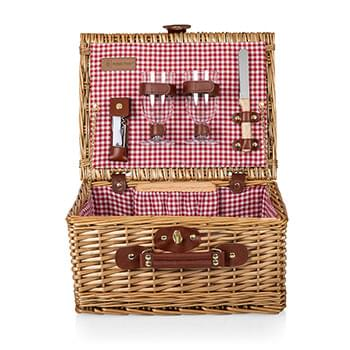 Classic Wine & Cheese Picnic Basket