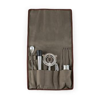 Roll Up Bar Tools Set