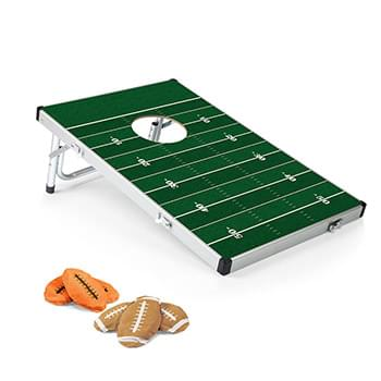 Bean Bag Toss Travel Set - Full Customized Board
