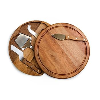 Acacia Circo Cutting Board Set